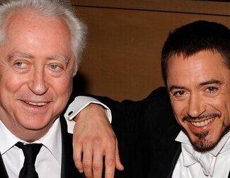 Robert Downey Jr. dedica un último adiós a su padre, Robert Downey Sr.
