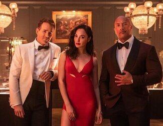 'Alerta roja', con Dwayne Johnson y Ryan Reynolds, ya tiene fecha de estreno