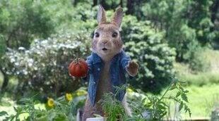 En la cocina con Dani Rovira, Belén Cuesta, Silvia Abril y Leo Harlem, las voces de 'Peter Rabbit 2'