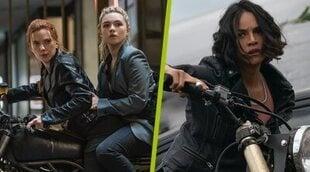 'Viuda Negra' lidera la taquilla española con un estreno inferior al de 'Fast 9'