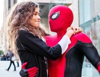 Primer vistazo al nuevo traje de 'Spider-Man', con rediseño de Doctor Strange