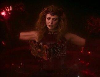 """'Doctor Strange 2', la """"película más terrorífica de Marvel"""" para Elizabeth Olsen"""