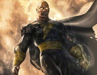 'Black Adam': Dwayne Johnson celebra el final del rodaje repartiendo dinero al equipo de la película