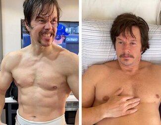 Mark Wahlberg explica cómo consiguió engordar 9kg en pocas semanas