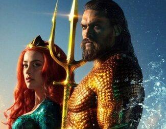 Jason Momoa se une al rodaje de 'Aquaman 2' mientras Amber Heard mejora sus acrobacias