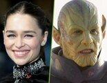 """Emilia Clarke confirma que estará en 'Secret Invasion' y bromea con la seguridad de Marvel: """"Ya estoy asustada"""""""