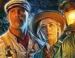 'Jungle Cruise' tiene sus fallos pero conquista con la química entre Dwayne Johnson y Emily Blunt