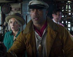 'Jungle Cruise' recauda 61 millones en la taquilla global y otros 30 millones en Disney+