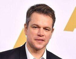 Matt Damon se defiende de las críticas y asegura que no usa insultos homófobos