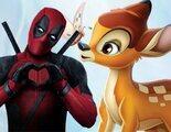 Ryan Reynolds quería un crossover entre Deadpool y 'Bambi' pero Disney se negó
