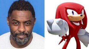 'Sonic, la película 2' ficha a Idris Elba como la voz de Knuckles