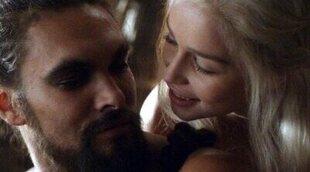 Jason Momoa y Emilia Clarke se reencuentran tras 'Juego de Tronos'