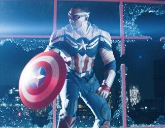 Anthony Mackie protagonizará 'Capitán América 4'