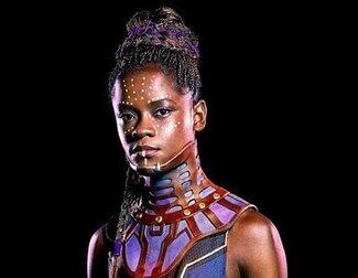 Letitia Wright hospitalizada tras sufrir un accidente en el rodaje de 'Black Panther 2'