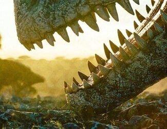 'Jurassic World: Dominion' lanza un adelanto en CinemaCon con el trío original