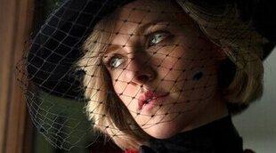 Tráiler y fantástico póster de 'Spencer', con Kristen Stewart como Lady Di