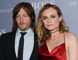 Norman Reedus y Diane Kruger se han comprometido
