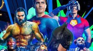 'The Batman', 'Aquaman 2', 'Black Adam' y 'The Flash' confirmadas en la DC Fandome 2021