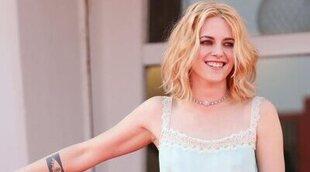 Kristen Stewart, de camino a los Oscar por su Lady Di en 'Spencer'