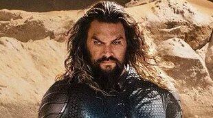 Jason Momoa desvela el nuevo traje de 'Aquaman and the Lost Kingdom'