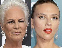 El poderoso mensaje de Jamie Lee Curtis apoyando a Scarlett Johansson