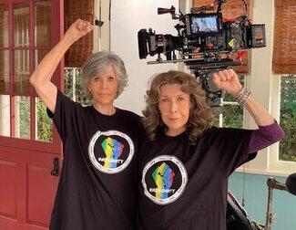 La estrellas de Hollywood apoyan la huelga de técnicos
