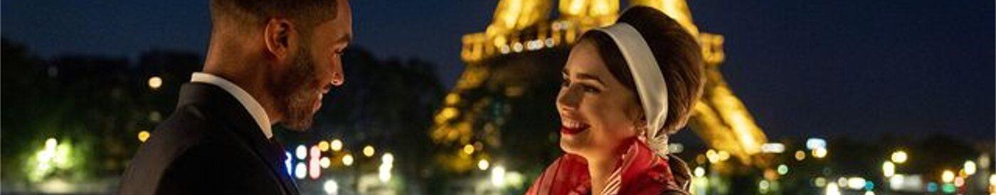 Primeras imágenes de la segunda temporada de 'Emily en París'
