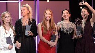 'Blue Moon', la Concha de Oro en San Sebastián, levanta polémica feminista
