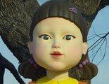 'El juego del calamar': Netflix coloca una réplica gigante de la muñeca en un centro comercial