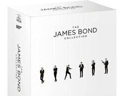 Unboxing: Así es el cofre con (casi) toda la saga 'James Bond' en Blu-Ray