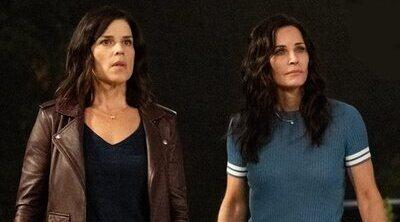 Primeras imágenes de la nueva 'Scream' con el viejo y nuevo reparto