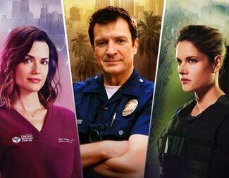 TNT estrena lo nuevo de 'The Rookie', 'Chicago Med' y 'FBI', también en TNT Now
