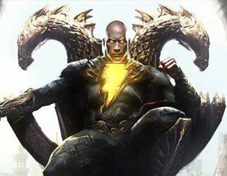Primer avance de 'Black Adam', que apunta a un nuevo bombazo para DC
