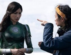 Para 'Eternals' Chloe Zhao se inspiró en 'Interstellar' y '2001: Una odisea del espacio'
