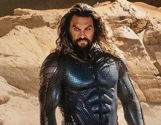 'Aquaman and the Lost Kingdom' desvela sus primeras imágenes