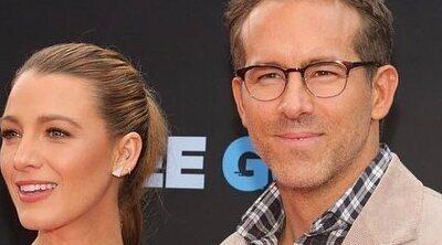 El troleo de Blake Lively a Ryan Reynolds tras anunciar su retirada