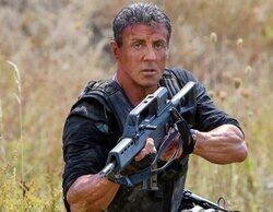 Sylvester Stallone dice adiós a 'Los Mercenarios' tras la cuarta entrega