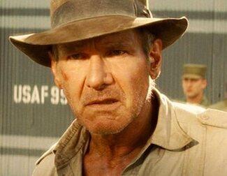 'Indiana Jones 5': Se filtran nuevas imágenes del rodaje con Harrison Ford, Antonio Banderas y Phoebe Waller-Bridge