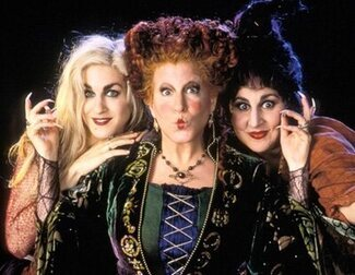 El set de rodaje de 'El retorno de las brujas 2' anuncia flashbacks