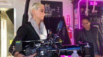 La brillante carrera de Halyna Hutchins, la directora de fotografía que ha muerto en el set de 'Rust'