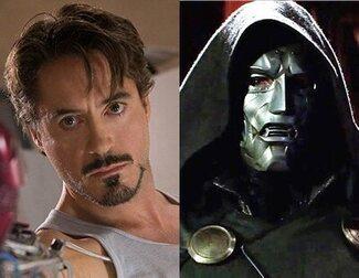Marvel ofreció a Robert Downey Jr. el papel del Doctor Doom antes que Iron Man