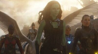 Marvel tuvo que cambiar la escena de las superheroínas de 'Endgame'