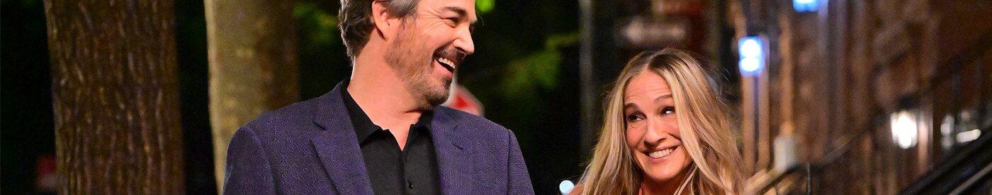 ¿Quién es ese hombre que besa a Carrie Bradshaw en 'And Just Like That'?