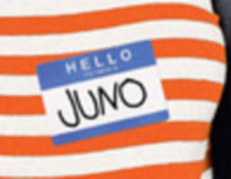Dos carteles de 'Juno'
