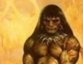 Cartel de 'Conan'