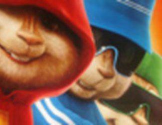 Cuatro nuevos pósters de 'Alvin y las ardillas'