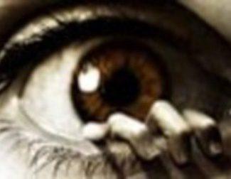 Cartel de \'The eye\'