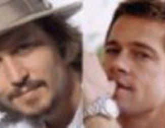 Brad Pitt o Johnny Depp podrían protagonizar 'Nemesis'
