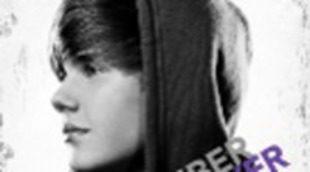 Póster final de 'Never say never', la película de Justin Bieber