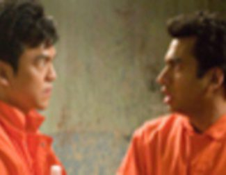 Primeras imágenes de 'Harold & Kumar escape from Guantanamo Bay'